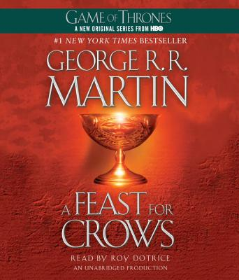 [CD] A Feast for Crows By Martin, George R. R.