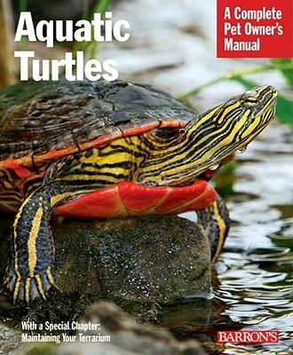 Aquatic Turtles By Wilke, Hartmut